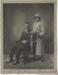 Photograph, Studio portrait of Mr David and Mrs Amy Brown; Unknown photographer; 1925; RI.P3.92.41