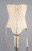 Corset, Whalebone; E. Izod and Son; 1890-1910; RI.CL1994.98
