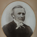 Photograph, Rev. John Wohlers ; Unknown photographer; 1860-1870