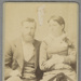 Photograph, Portrait of Mr. and Mrs. Clearwater; Clifford and Co; 1880-1885; RI.P5.92.63