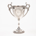 Trophy Cup, Ploughman Competition, awarded to John Brown; HW?; 1870; RI.W2002.1581