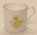 Coffee Cup (Small) - Commemorating The Birth Of Prince William; Royal Worcester; 2012 221