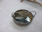 Metal Cooking Pot; 9