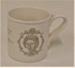 Mug - Commemoration  Silver Jubilee Queen Elizabeth II 1952-1977; Staffordshire Potteries; 2016 1160
