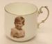 Coffee Cup - Souvenir of Prince Charles (Infant); Taragon; 2012 104A