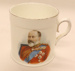 Coffee Mug - Coronation of King Edward VII; Royal Doulton; 2012 101