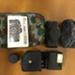 Camera, Pentax and parts; Pentax; 2021.119.01.1-.7