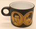 Coffee Cup - Commemorate the Royal wedding of H.R.H. Prince Charles and Lady Diana Spencer; 2012 209