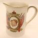 Cream Jug - King George VI & Queen Elizabeth Coronation May 12th 1937; W.H. Goss; 2012 144