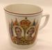 Coffee Cup - Coronation of H.M. King George VI & Queen Elizabeth 1937; 2012 146