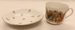 Coffee Cup & Saucer - H.M. King George V & Queen Mary 1911; 2012 118