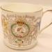 Mug - King George VI & Queen Elizabeth Royal Tour of Australia & New Zealand 1949; Hammersley & Co; 1949; 2012 044