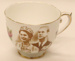 Teacup - To Commemorate the 1953-1954 Tour H.M. Queen Elizabeth II & the Duke of Edinburgh; Roslyn Fine Bone China; 2012 188A