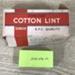Cotton Lint, Sanoid; Cuxon, Gerrand & Co; 2021.094.02