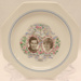 Plate - Commemorate the Marriage of H.R.H The Prince of Wales & Lady Diana Spencer July 1981; J & G Meakin England; 2012 201