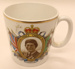 Coffee Cup - Prince Charles Investiture Caernarvon Castle 1st July 1969; Coronet Pottery; 2012 205
