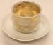 Coffee cup & Saucer (Turkish Style) - Queen Victoria Golden Jubilee 1887; 2012 099