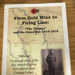Book, From Gold Mine to Firing Line; Meghan Hawkes; 9780992250850; 2021.049.01