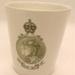 Beaker - King Edward VII 'The Kings Coronation Dinner'; Royal Doulton; 1902; 2012 031