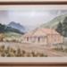 Painting, Kauaeranga Valley; Jocelyn Bertrand; 1990s; 2021.079.01