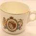 Teacup - Queen Elizabeth II - To Commemorate The Royal Tour 1953/54; Royal Harvey; 2012 192C