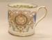 Mug - Commemorating the Royal Tour of Australia & New Zealand 1952; Hammersley & Co; 2012 048