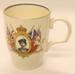 Mug, Queen Elizabeth II - Coronation; 2012 051