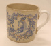 Mug - Commemoration of the 60th Year of Queen Victoria's Royal Reign; 1902; 2012 030