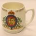 Mug - Coronation of King George VI & Queen Elizabeth 1937; Mintons; 1937; 2012 039
