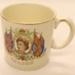 Mug - Queen Elizabeth, Royal Tour to New Zealand 1953-54; Arthur Meakin England; 1853; 2012 050