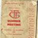 Programme, Thames Trotting Club ; Thames Trotting Club Inc; 1959; 2021.045.07
