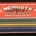 Pencils, Mephisto colouring; L & C Hardtmuth (Great Britain) Ltd; 2021.158.02
