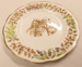 Saucer - Queen Elizabeth II & The Duke Of Edinburgh To Commemorate The 1953-54 Tour; Roslyn Fine Bone China; 2012 188C