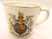 Coffee cup - Royal Visit Commemoration 1953-54; Royal Harvey; 2012 052