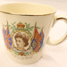 Royal Souvenir Mug; Alfred Meakin Ltd; 1953; 2012 049