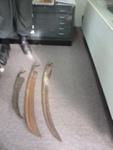 Scythe Blades ; 11