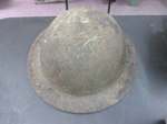 Army Helmet; 12