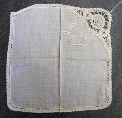 Handkerchief; 2010.88.18