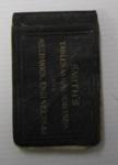 Smith's Tables and Memoranda for Mechanics, Engineers etc; 1981.155.1