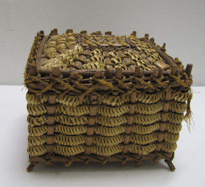 Sewing Box; Circa 1900; 2010.88.1