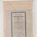 Souvenir programme, West's Picture Proprietary, c. 16 Mar 1910, M0092