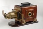 Magic Lantern Projector, 1890s, EQP.0438
