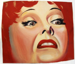 Cinema hoarding: Gloria Swanson as Norma Desmond, Chapman, E Otto    New Zealand, 1950s, M0042