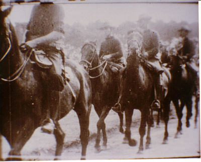 Departure of the Second Contingent for the Boer War, F22555