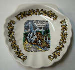 Bon Bon Dish, Elijah Cotton Ltd    Hanley England, 1976, MC003