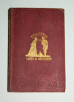 Book, 'Etiquette for Ladies and Gentlemen'; Milner and Sowerby; 1858; XAH.C.306
