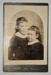 Cabinet photograph [depicting Violet and Thora Daisy Kerr Taylor]; R H Bartlett; 19th Century; XAH.GH.2.30