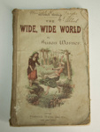 Book, 'The Wide, Wide World'; Susan Warner (1819-1885), Frederick Warne and Company (estab. 1865); XAH.C.1289