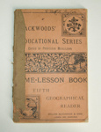 Book, 'Home Lesson Book for Fifth Geographical Reader'; XAH.C.901
