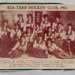 Concert programme clipping [Kia-Tere Hockey Club, 1906]; 1906; XAH.GH.59